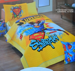 Детски BED COVER SUPERMAN