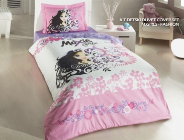 Детски DUVET COVER M.GIRLS