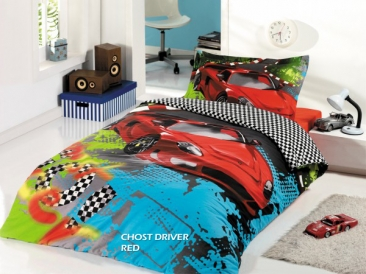 K-T TEEN DUVET DUVET SET SINGLE